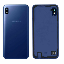back cover samsung a10 blue