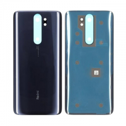 BACK COVER NOTE 8 PRO BLACK