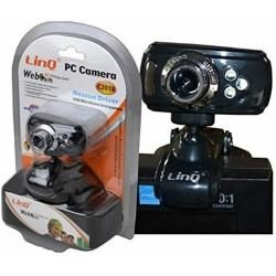 WEBCAM PC CAMERA LINQ C2018