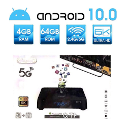 BOX TV ANDOWL Q-T9 ANDROID...